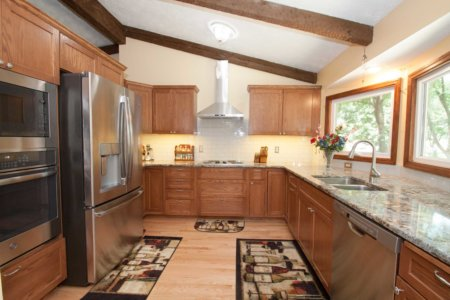 Omaha Kitchen Remodel By United Services Design + Build